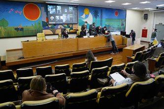 São Paulo, 30 de junho de 2021. Comissão de Constituição e Justiça (CCJ).  Foto: Afonso Braga  Créditos Obrigatórios. Todos os direitos reservados conforme lei de direito Autoral Número 9.610.